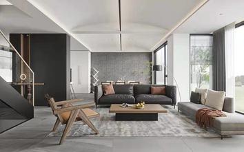 140平米复式欧式风格其他区域效果图