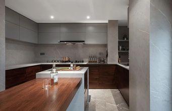 富裕型110平米三中式风格厨房装修图片大全