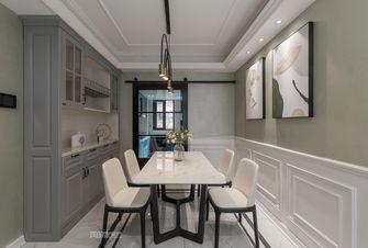 富裕型120平米三室两厅混搭风格餐厅效果图