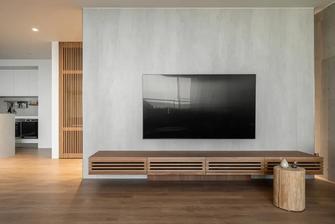 140平米三室两厅日式风格客厅效果图