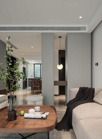 富裕型120平米三室两厅公装风格客厅效果图