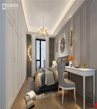 豪华型140平米欧式风格卧室效果图