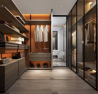 20万以上140平米别墅中式风格衣帽间效果图