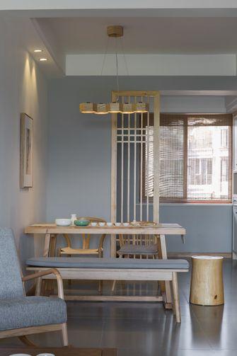 140平米四日式风格餐厅欣赏图