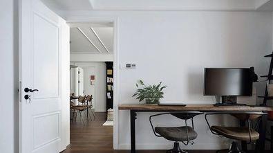 富裕型美式风格书房设计图