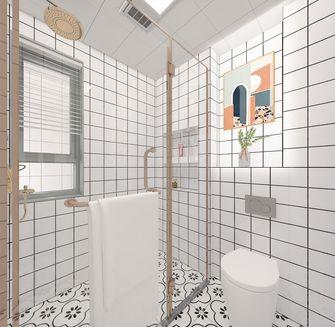 100平米三室两厅法式风格卫生间图