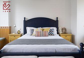 10-15万140平米三室两厅田园风格卧室装修图片大全
