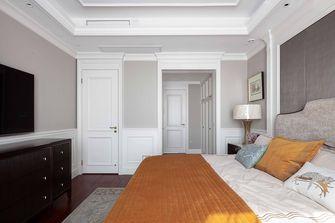 富裕型110平米一室一厅轻奢风格卧室图片