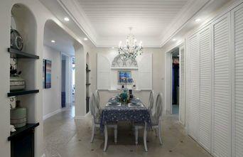 120平米三田园风格客厅装修案例