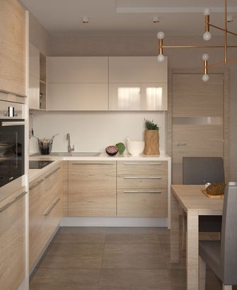 轻奢风格厨房图片