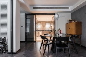 豪华型140平米别墅工业风风格餐厅装修图片大全