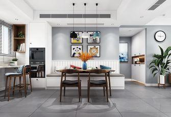 20万以上140平米四室两厅北欧风格餐厅装修案例