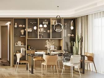 20万以上140平米四室三厅现代简约风格餐厅装修效果图