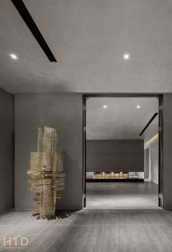 140平米轻奢风格走廊图
