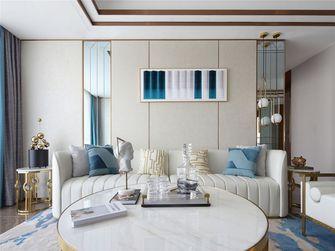 富裕型90平米三地中海风格客厅设计图