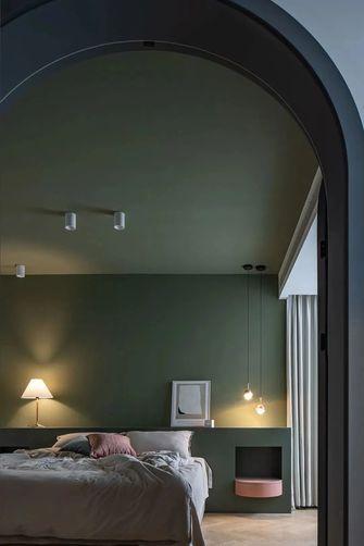 120平米北欧风格卧室装修效果图