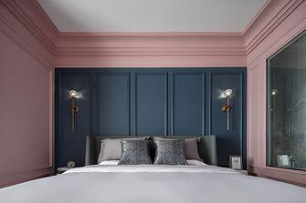 豪华型130平米三室两厅轻奢风格卧室装修效果图