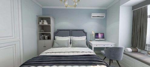 120平米一居室现代简约风格其他区域设计图