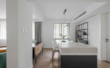 120平米三室三厅北欧风格餐厅设计图