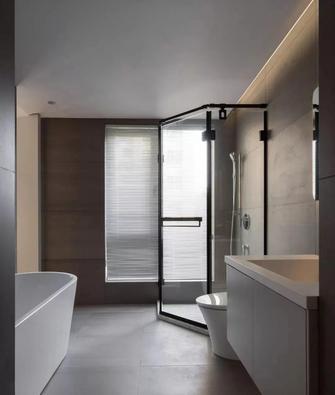 20万以上140平米三室一厅现代简约风格卫生间装修效果图