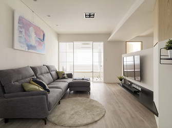 欧式风格客厅装修案例