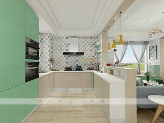田园风格厨房设计图
