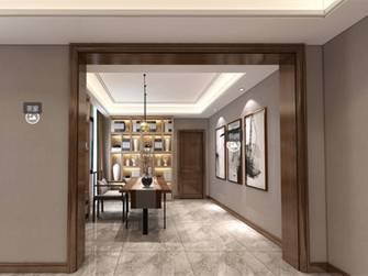 20万以上140平米中式风格书房装修效果图