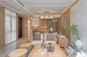 20万以上140平米四室两厅日式风格客厅图
