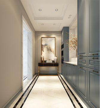 豪华型140平米别墅混搭风格走廊装修案例