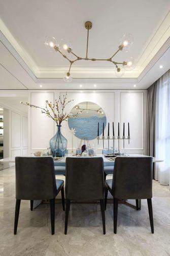 130平米三现代简约风格客厅图片大全