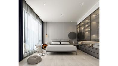15-20万140平米复式现代简约风格卧室图片大全