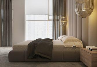 20万以上140平米四室一厅现代简约风格卧室欣赏图