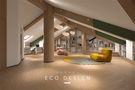 20万以上140平米复式法式风格其他区域设计图