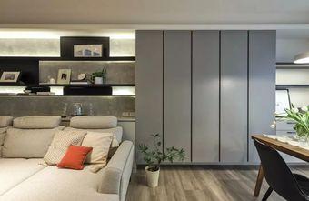 3万以下60平米公寓现代简约风格客厅图片大全