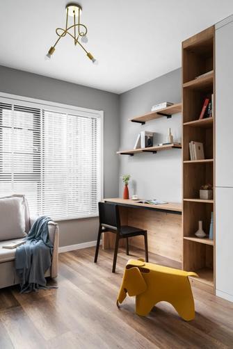 120平米四室两厅北欧风格书房效果图