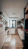 经济型一室一厅北欧风格厨房图片