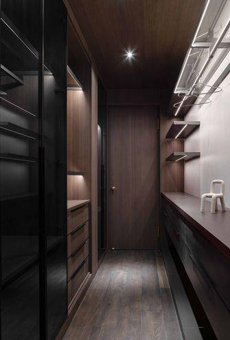富裕型120平米三室两厅工业风风格衣帽间欣赏图