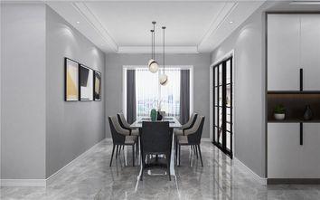 豪华型140平米四室两厅北欧风格餐厅装修案例