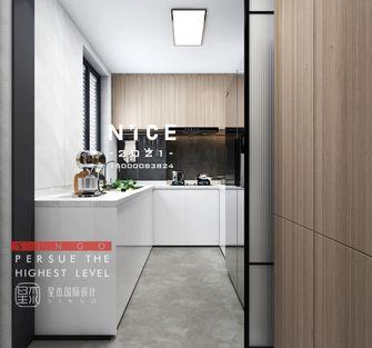 20万以上100平米别墅现代简约风格餐厅效果图