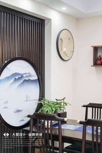 富裕型130平米三室一厅中式风格其他区域图