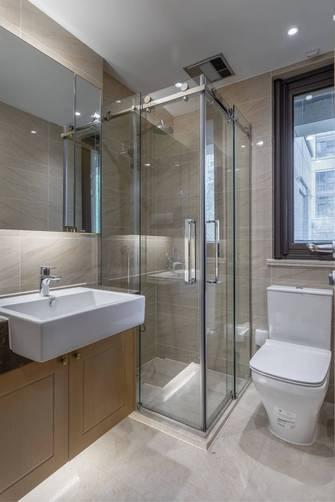 10-15万90平米三室三厅欧式风格卫生间图片