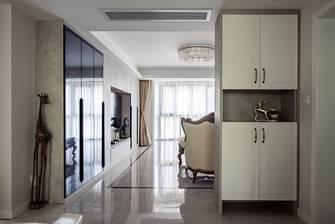 豪华型130平米三室两厅美式风格玄关效果图