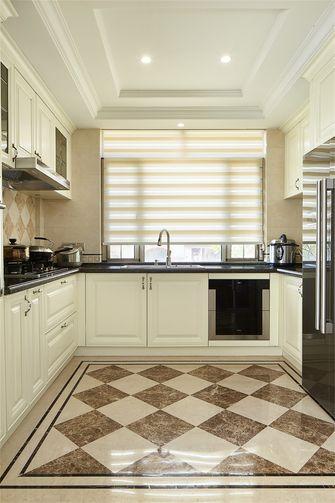 20万以上140平米别墅美式风格厨房设计图