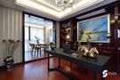 豪华型140平米法式风格书房效果图