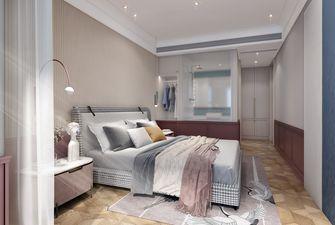 豪华型130平米三室两厅英伦风格卧室欣赏图