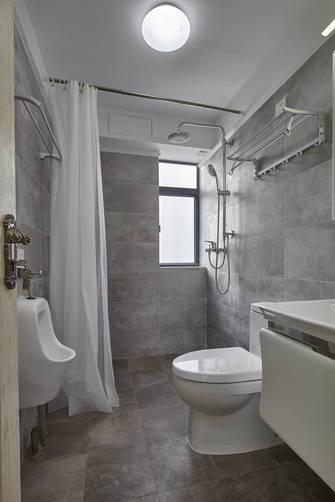 15-20万120平米三室一厅地中海风格卫生间欣赏图