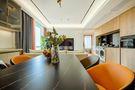 20万以上90平米三室三厅日式风格餐厅装修图片大全