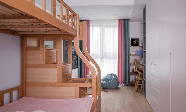 90平米欧式风格青少年房效果图