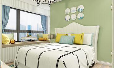 富裕型120平米四欧式风格卧室图