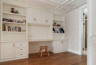 20万以上140平米别墅美式风格书房图片大全